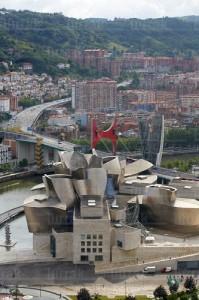 Museo Guggenheim, Bilbao, Bizkaia, Euskadi